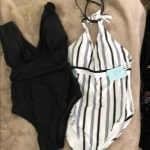 2 Cupshe NEW bathing suits